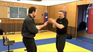 Атакующая техника Вин Чун. Юрий Кормушин.