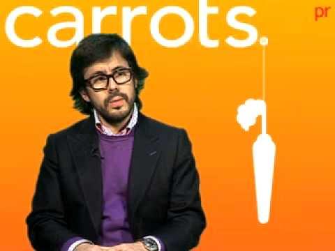 Entrevista a Ángel Pardo - Director General de la agencia Carrots