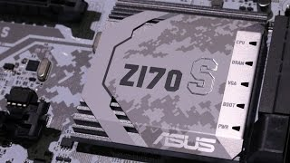 Video Asus Sabertooth Z170S Sabranco download MP3, 3GP, MP4, WEBM, AVI, FLV Juli 2018