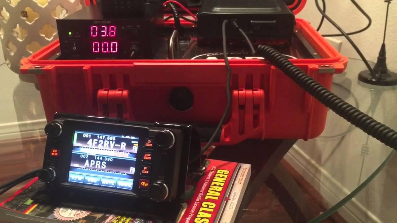 2 Pole Wiring Diagram Go Box Rig In Pelican Case 1450 Youtube