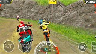 Offroad Multiple Bike Racer Game | Mountain Bike Games | Bike Racing Game | Bike 3D Games