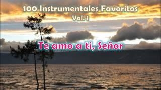 100 Instrumentales Favoritos vol. 1 - 035 Te amo a ti Señor