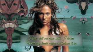 Jennifer Lopez + Could This Be Love + Lyrics/HQ