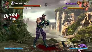 Killer Instinct - New Gamemode (Shadows) Debut Gameplay!!!