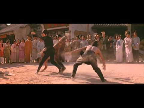 The Water Margin - Fight Scene - Shaw Brothers