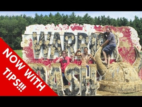 [HD] Warrior Dash 2013: Ohio II With Tips For Obstacles!