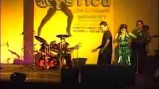 MYSTICA LIVE IN CONCERT AT SANTIAGO CITY SINGING WHAT