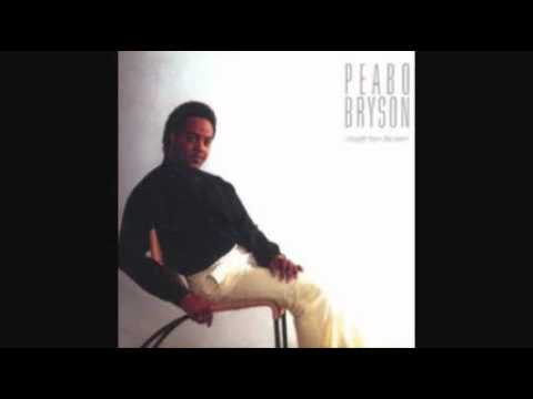 PEABO BRYSON  If Ever Youre In My Arms Again 1984