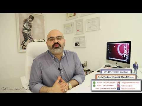 Op. Dr. Tamer Şakrak   Meme Büyütme Ameliyatlarında Kullanılan Teknikler Nelerdir?