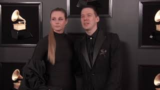 Ghost on the Red Carpet   2019 GRAMMYs