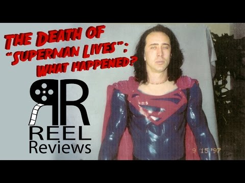 "Reel Reviews - ""The Death of ""Superman Lives""; What Happened?"""