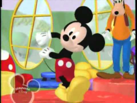 Mickey Mouse Clubhouse HOT DOG Song HD- Disney Channel