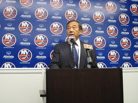 Charles Wang Sells The Islanders!