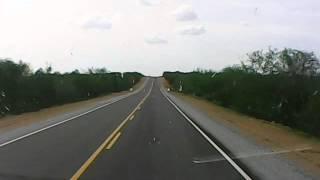 AMAROK NA ESTRADA - BR 316 ACESSANDO A BR 116 SENTIDO SALGUEIRO-PE