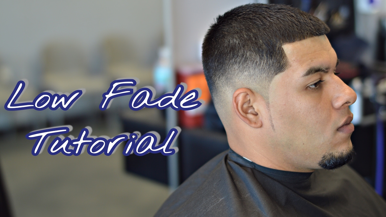 How To Do A Low Fade Haircut Tutorial Step By Step Youtube