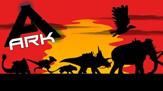 CLAIMING AN ARMY - Claim Unowned Dinosaurs - ARK: Survival Evolved #14