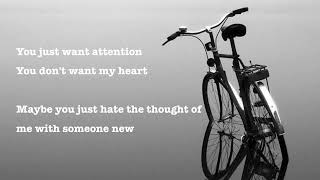 Attention Lyrics Charlie Puth coverd by Alex Goot & Jada Facer