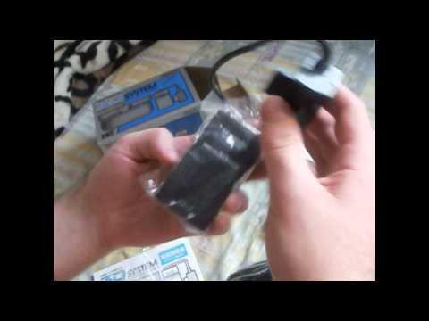 Famicom 3D System Unboxing RUS на русском языке