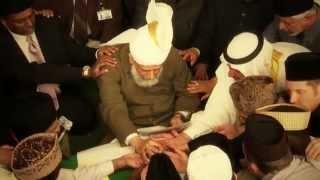 Murtaza Manan - Kabhi Nusrat Nahi Milti - Jalsa Salana Germany 2014 - Nazam