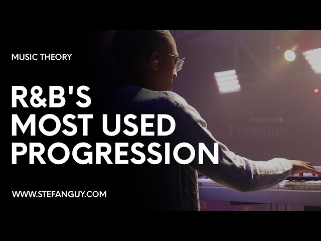 R&B's Most Used Chord Progression   2-5-1 (Part 1)