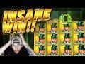 MEGA WIN!! Book Of Oz BIG WIN!! HUGE WIN from CasinoDaddy Live Stream