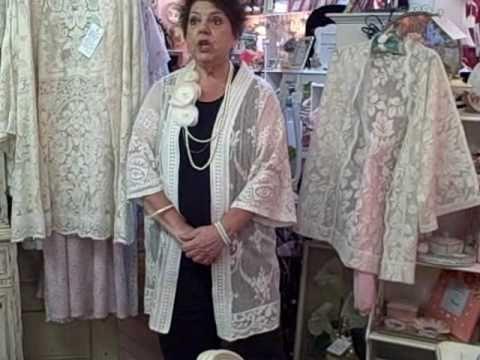 unique-ladies-vintage-lace-jackets---camille's-antique-boutique-in-spring,-houston,-tx