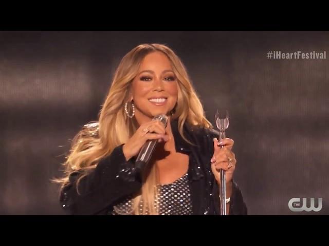 MARIAH CAREY IHEARTRADIO FESTIVAL FULL PERFORMANCE 2018 HD