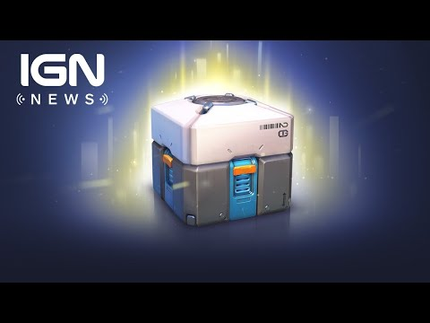 Washington State Gambling Commission To Consider New Bill On Loot Box Controversy - IGN News