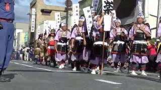 平成28年8月16日 今年の源頼朝役は、俳優の前川泰之さんです。