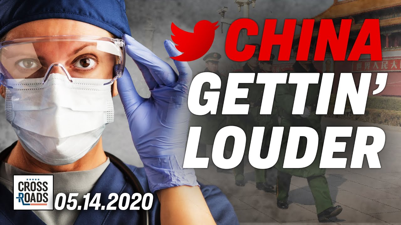 4 of 15 UN Agencies Led by Communist China; Twitter Hires Chinese AI Expert | Crossroads | Joshua