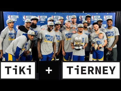 Warriors Advance To Fifth Straight NBA Finals  Tiki  Tierney