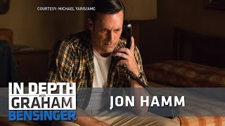 Jon Hamm: Grief after Mad Men finale