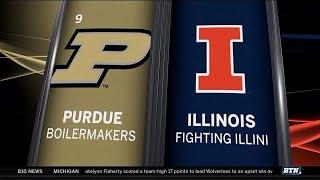 Purdue at Illinois - Men
