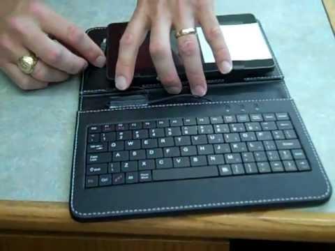 hudl 2 bluetooth keyboard manual