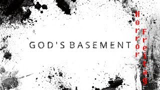 God's Basement- Horror Freitag 🎮 #01 🔴 [Deutsch-Facecam] ♥