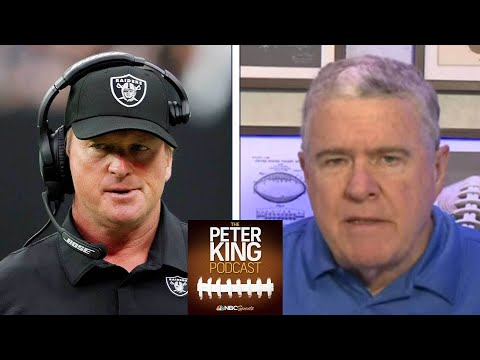 Firing Jon Gruden was only way forward for the Raiders and the NFL | Peter King Podcast | NBC Sports