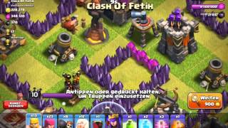 Let's Play Clash of Clans #025 (Queenwalk Taktik)