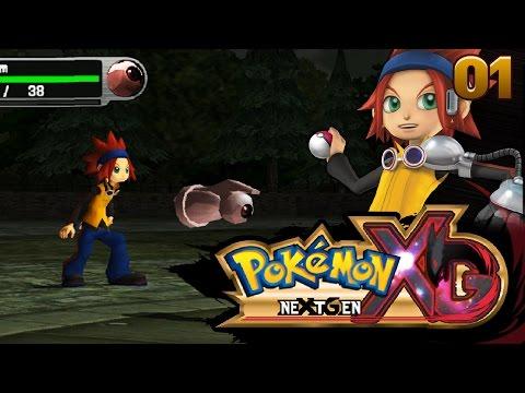 IS THAT A SHINY BELDUM?! Pokemon XG: Next Gen Let's Play w/ Sacred - Episode 1 (ROM HACK)