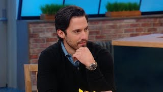 Milo Ventimiglia's Answer To Who Is The Best Crier Is On