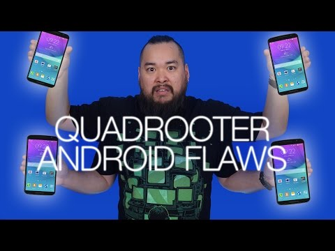 """Android Flaw """"Quadrooter"""", Free Amiga Games, Google updates Maps"""