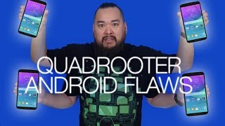 "Android Flaw ""Quadrooter"", Free Amiga Games, Google updates Maps"