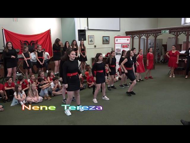 Kercim Modern - Grupi i Valleve Nene Tereza dt. 6 . 7 . 2019