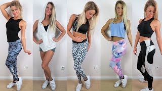 Meine TOP Sport Outfits | Gym Wear | Lookbook | Workout Style
