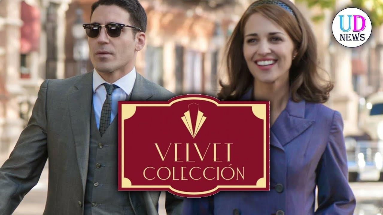 Velvet Collection  la soap opera non finisce! Ecco le novità! Foto ... b933fd336