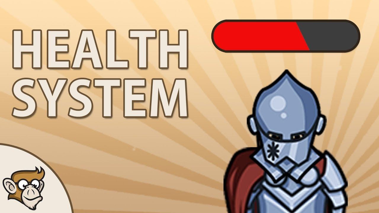 How to make a Health System | Unity Tutorial