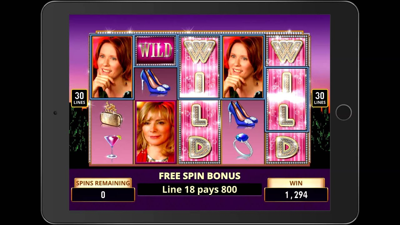 Sex And The City Slot Game