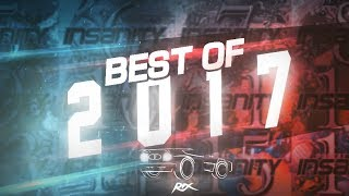 ROCKET LEAGUE BEST OF 2017 INSANITY ! (BEST GOALS, FLIP RESETS, DRIBBLES, CEILING SHOTS)