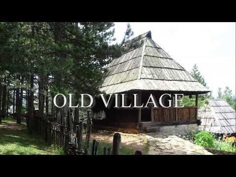 Open air museum OLD VILLAGE Sirogojno - Muzej na otvorenom STARO SELO Sirogojno