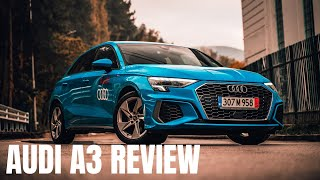 AUDI A3 2020 Test Drive and Review