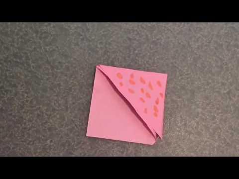 Spiksplinternieuw Happertje knutselen voor in je boek Knutsel Meisje DIY #3 - YouTube IQ-43